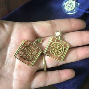 Authentic Tory Burch Earrings